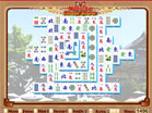 Play Mahjong flower tower game at Lilgames.com