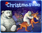 Play Christmasville hidden object and puzzle game