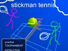 Play Stickman Tennis Sports Game