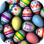 Cracky Egg Easter game app icon