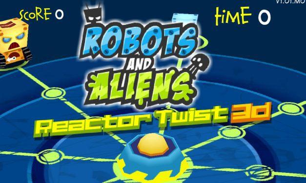 Reactor Twist 3D