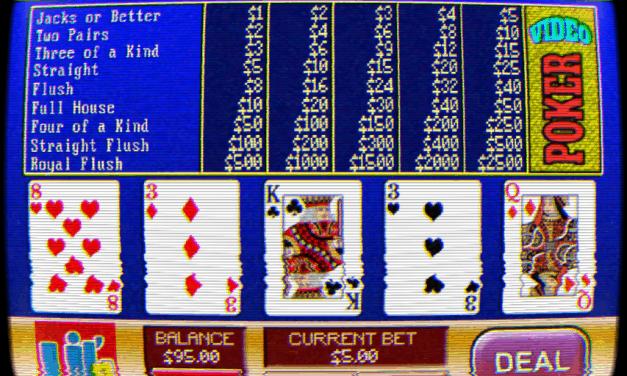 Classic Video Poker