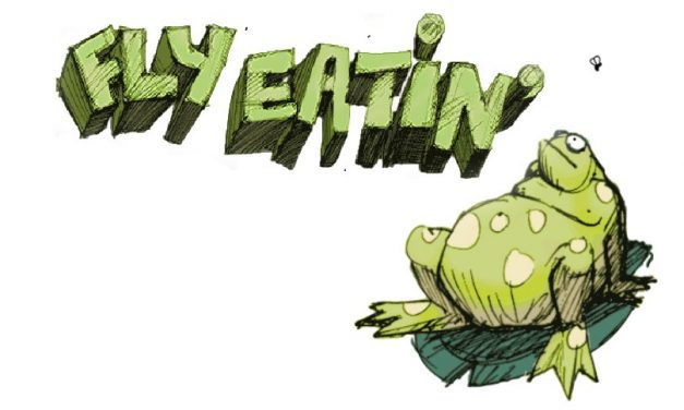 Fly Eatin