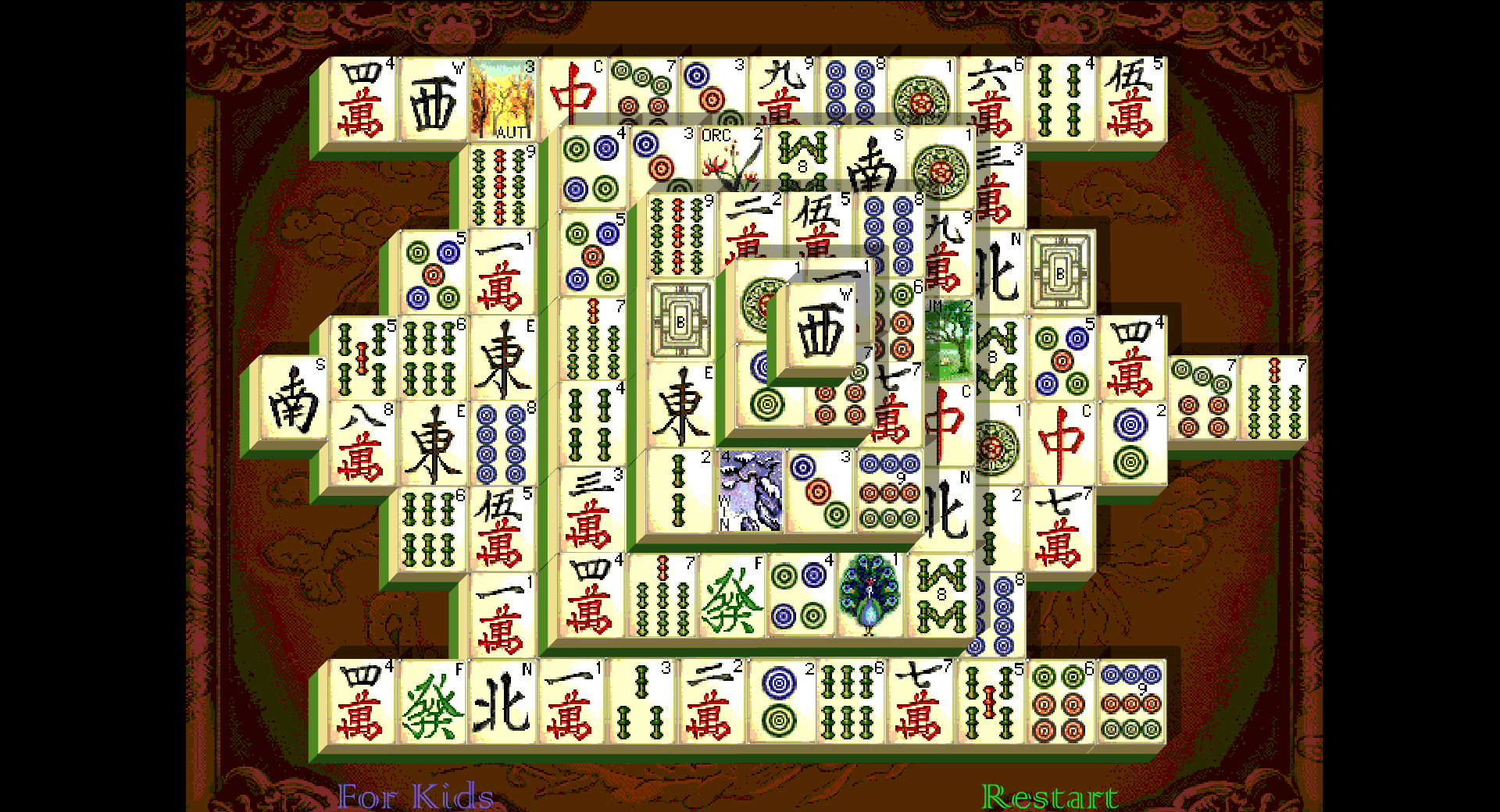 Shanghai Dynasty Full Screen