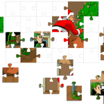 Santa Puzzle
