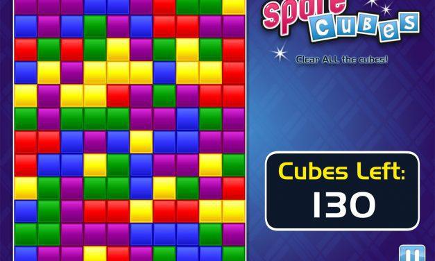Spore Cubes 2014