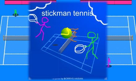 Stickman Tennis