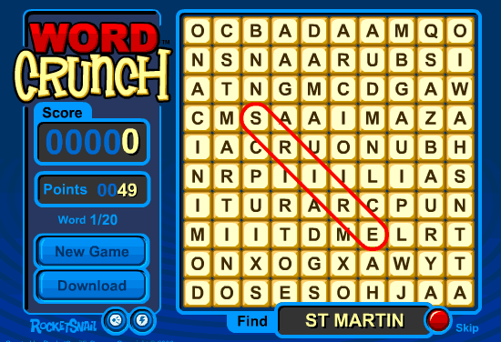 Word Crunch
