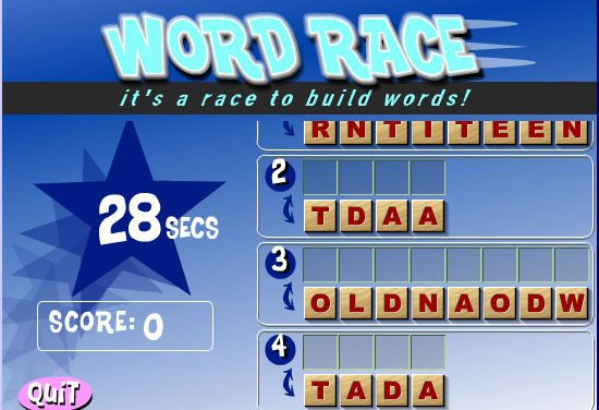 Word Race