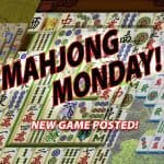 Mahjong Monday, Sept 10