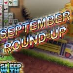 September 2018 Game Round-Up