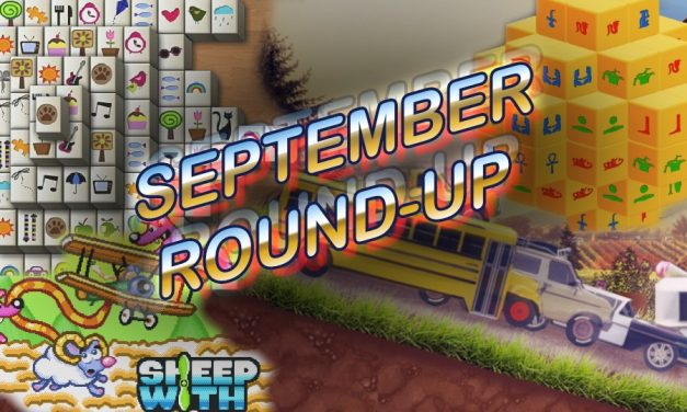September 2018 Game Round-Up