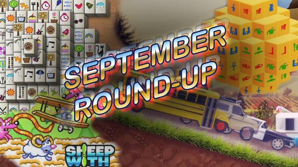 September 2018 Games Round-Up